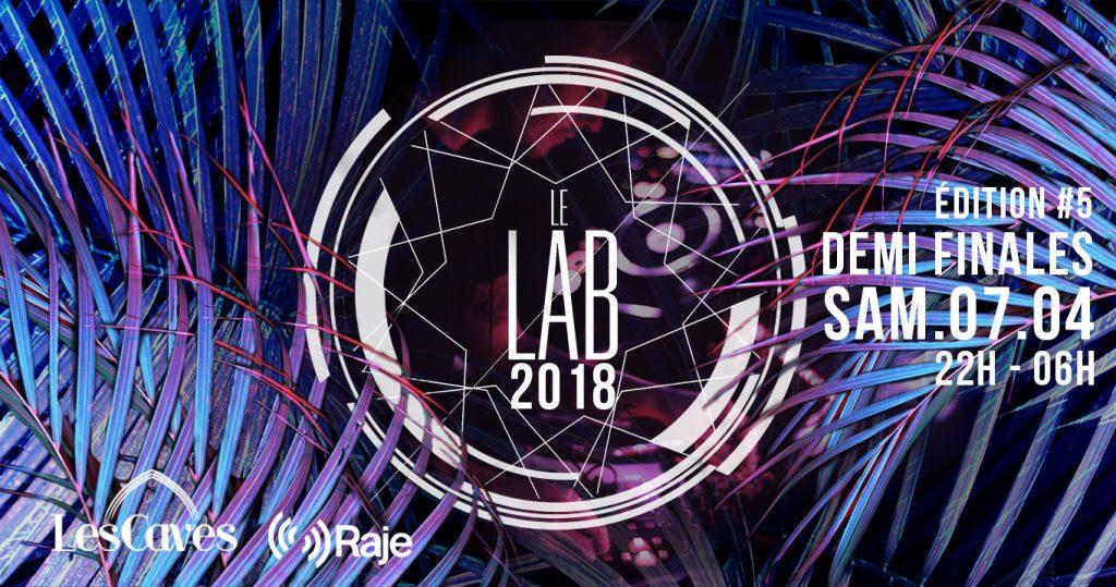 Le Lab Festival I Demi-Finales #1