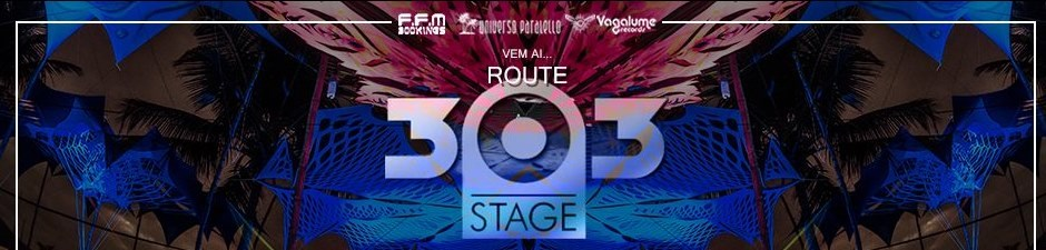 Route 303 Stage in Paris
