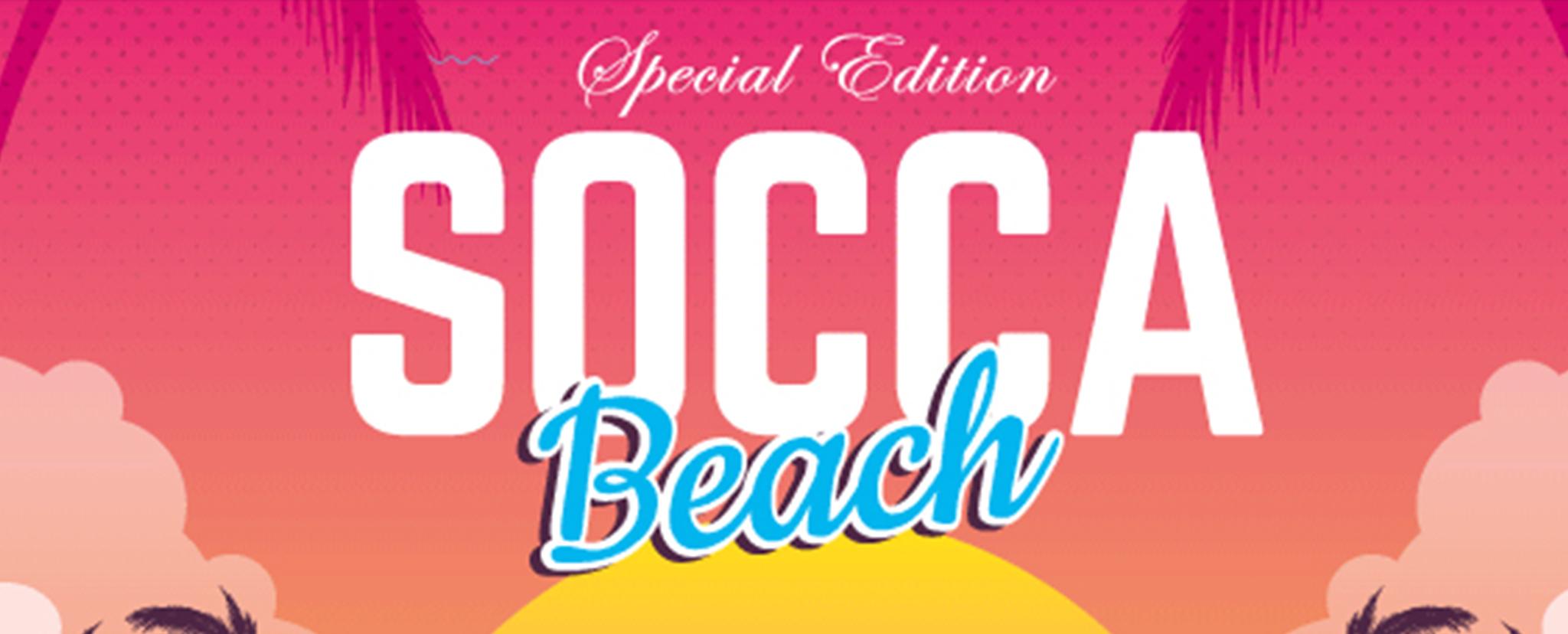 socca beach